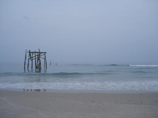 Surf City Nc Ocean Pier Remains