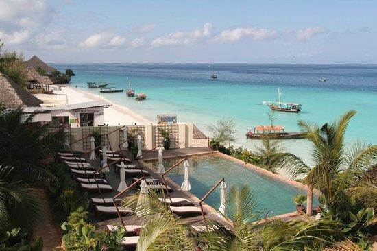 The Z Hotel Zanzibar: Anlage