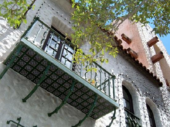 คูบราดา เดอ ฮูมาฮัวคา: Se conserva la arquitectura original.