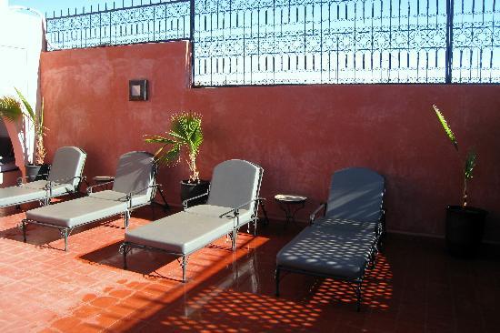 Riad Elizabeth: Rooftop