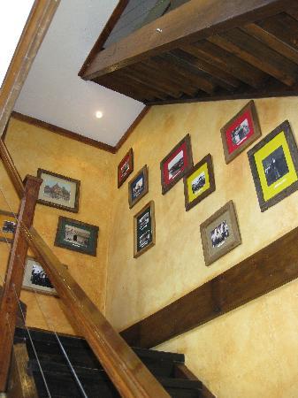 Patagonia Rebelde: Hallway