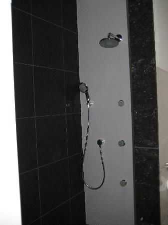 Grand Hotel Amrath Amsterdam: Walk in shower, no door, very modern