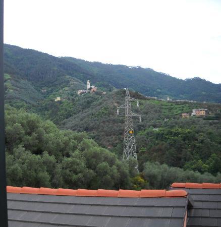 Hotel Al Terra di Mare: room view