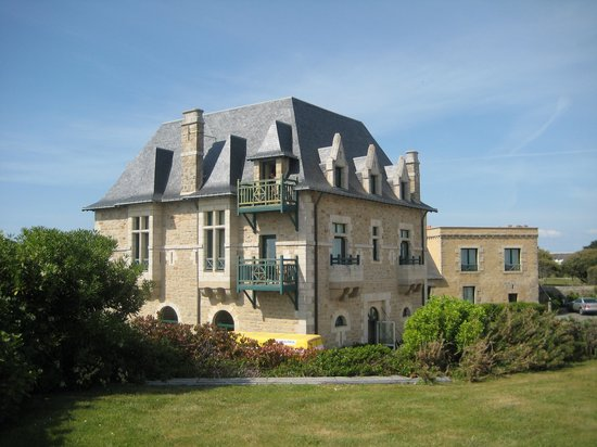Le Fort De L'Ocean: Hotel
