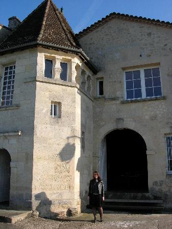 Vignobles Denis Barraud: Le château