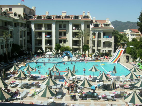 Marmaris Park Hotel Turkey