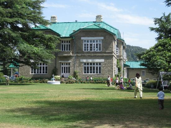 Shimla, Indien: The Chail Palace