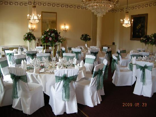 Uckfield, UK: ballroom