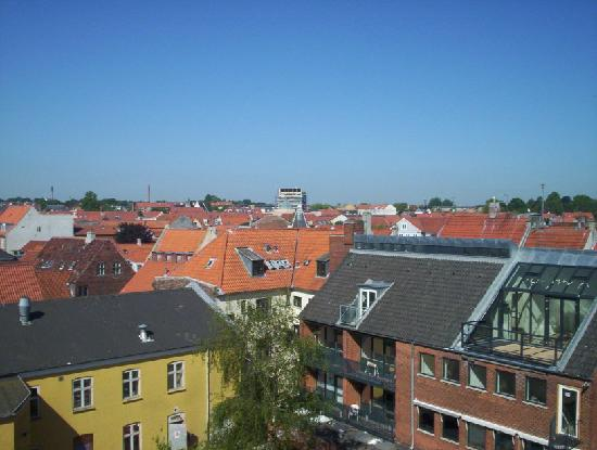 Hotel Skandia: View from the Top