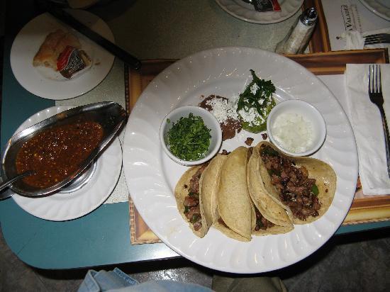 Casa Valadez: Tacos de Arrachera