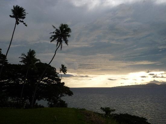 Nakia Resort & Dive: Abendstimmung