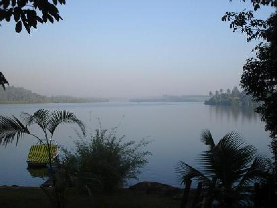 Kalla Bongo Lake Resort: Uitzicht