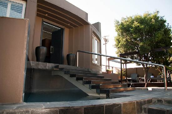 O on Kloof Boutique Hotel & Spa : Entrance
