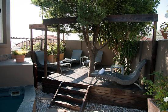 O on Kloof Boutique Hotel & Spa: Sun deck