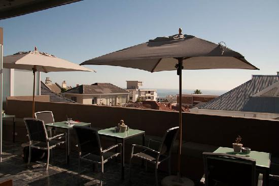 O on Kloof Boutique Hotel & Spa: Patio