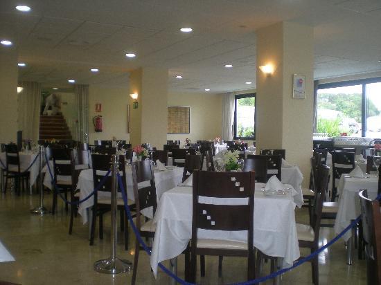 Hotel Los Patos Park: Restaurante