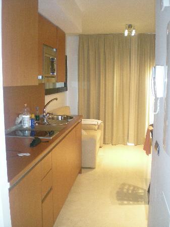 Hotel Los Patos Park: Cocina