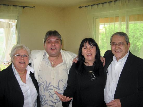 Club Marmara Yasmine: nos 45ans de mariage avec nos 2Amours