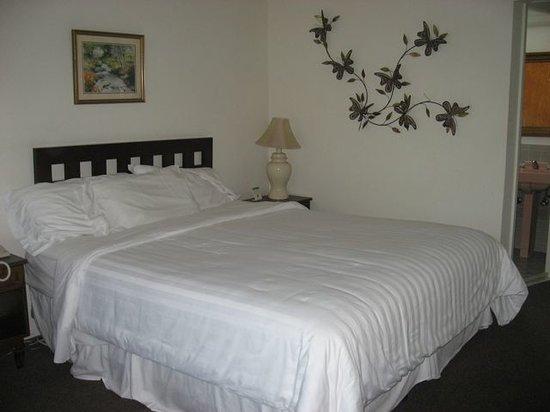 Motel Capri : Our room
