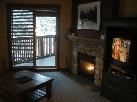 Horstman House: Living Room