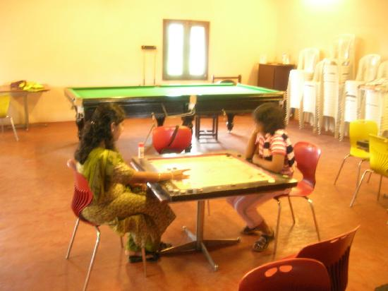 Club Mahindra Madikeri, Coorg: Activity room at the resort