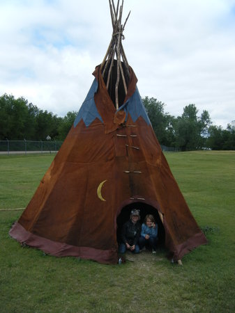 Foto de Mitchell Prehistoric Indian Village