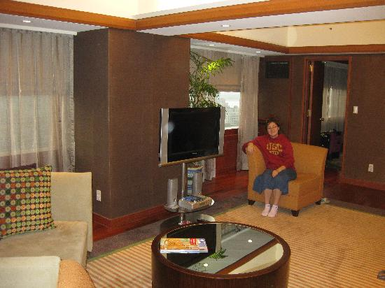 Grand InterContinental Seoul Parnas: Hotel Suite