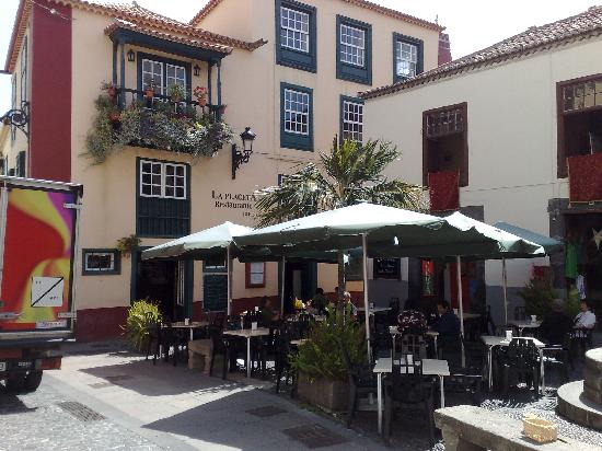 Hacienda San Jorge: La Placeta, Santa cruz de La Palma
