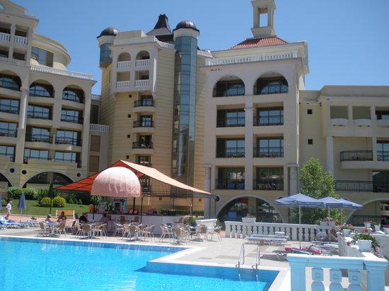 Duni Marina Royal Palace: hotel