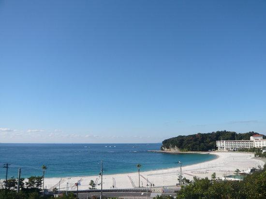 Shirahama Onsen: 白良浜