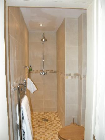 Bailbrook Lodge: SHOWER ROOM