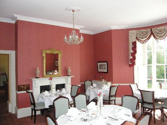 Bailbrook Lodge: BREAKFAST ROOM