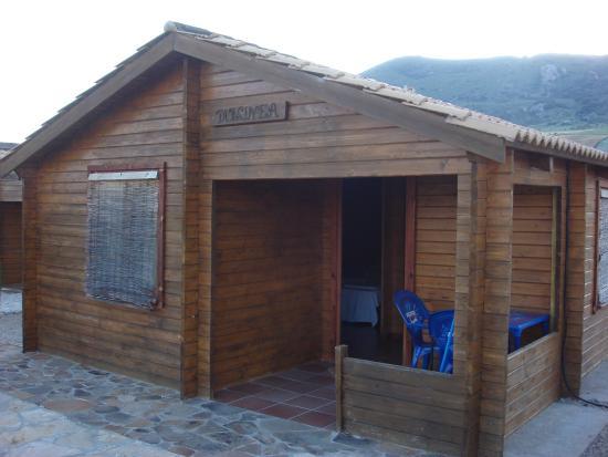 Las Cabanas De San Anton : nuestra cabaña