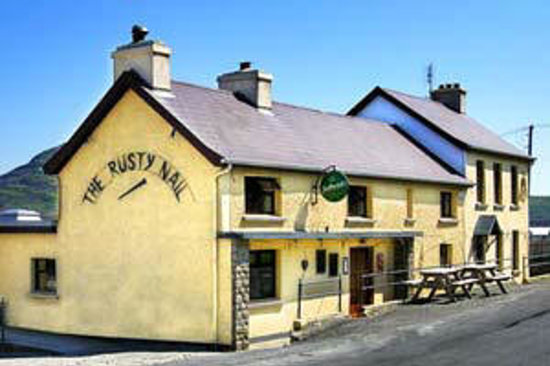 Clonmany, Ireland: The Rusty Nail