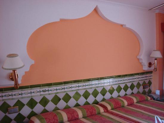 Playacalida Spa Hotel: habitacion