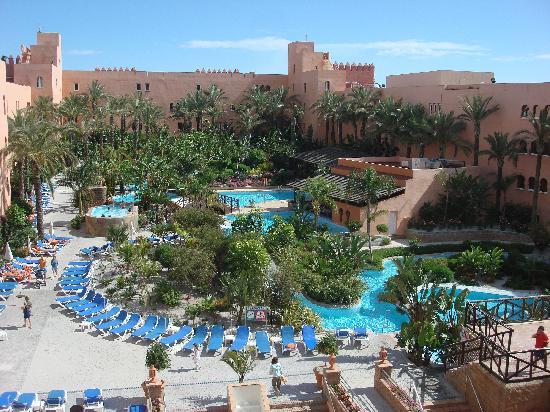 Playacalida Spa Hotel: instalaciones