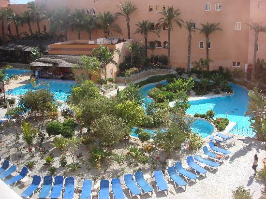 Playacalida Spa Hotel: instalaciones del hotel
