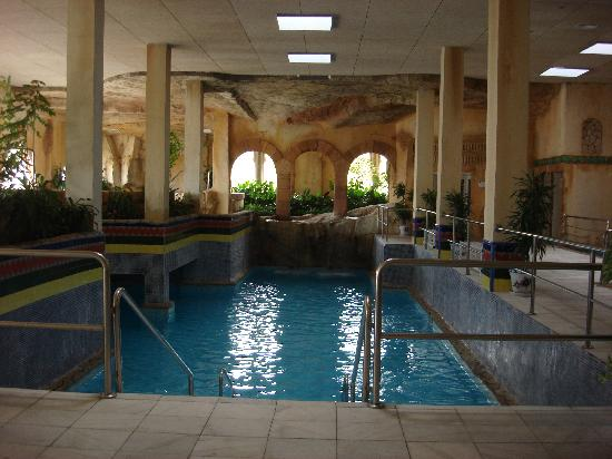 Playacalida Spa Hotel: spa