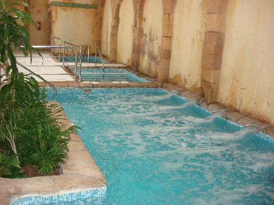 Playacalida Spa Hotel: chorros
