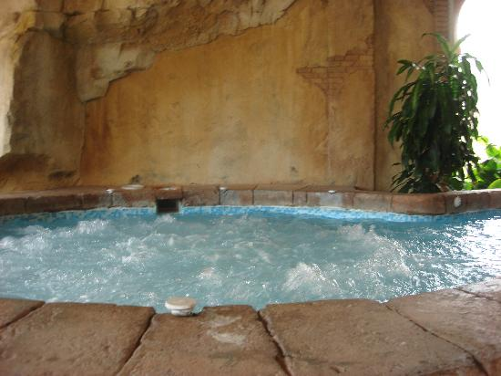 Playacalida Spa Hotel: jacuzzi