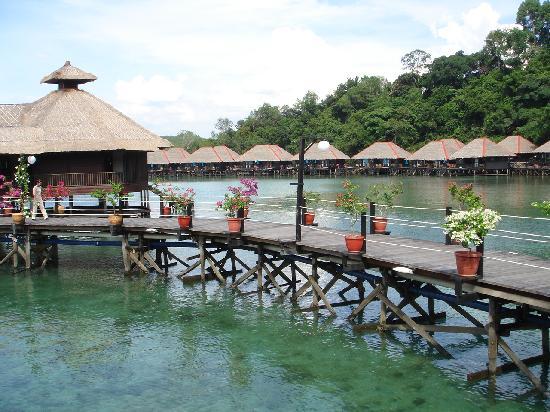 Gayana Eco Resort: villa