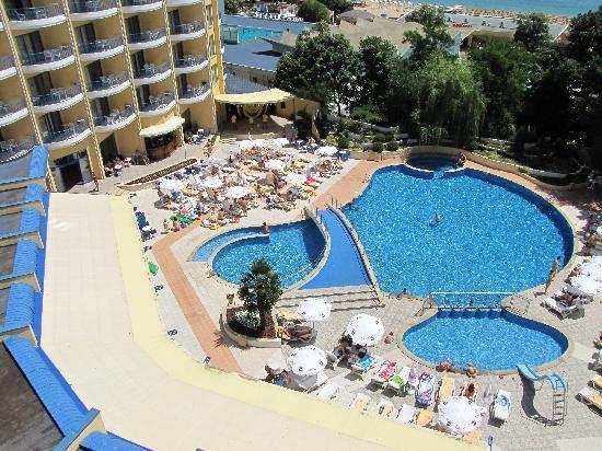 Grifid Hotel Arabella Golden Sands Reviews