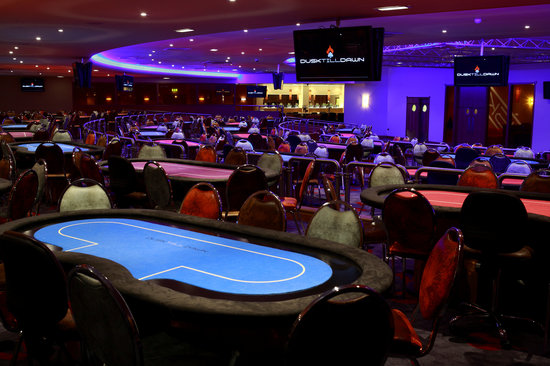 Poker tournaments nottingham