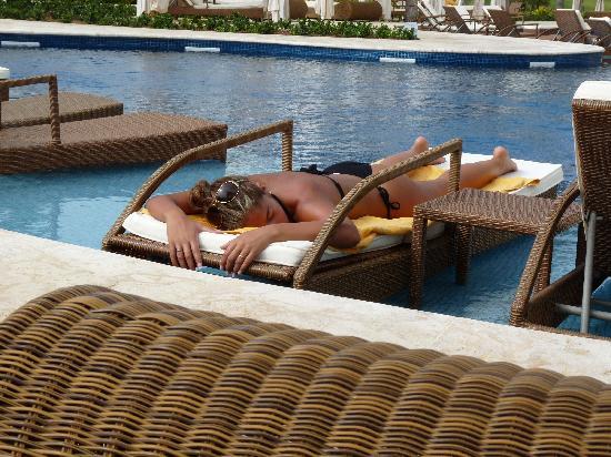 Iberostar Grand Hotel Bavaro: La piscina