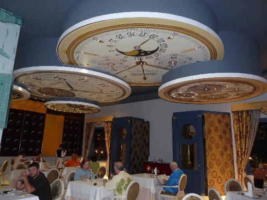 Iberostar Grand Hotel Bavaro: El restaurante Francés
