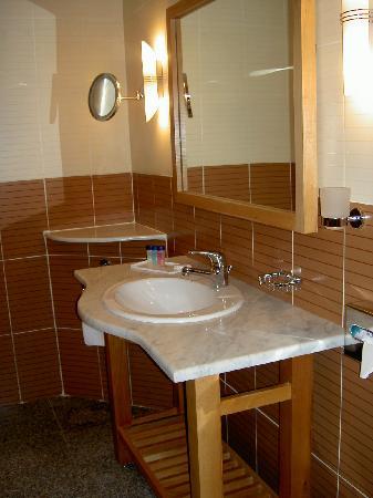 Hotel Sabri : cuarto de baño 1