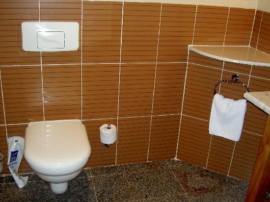 Hotel Sabri: cuarto de baño 2