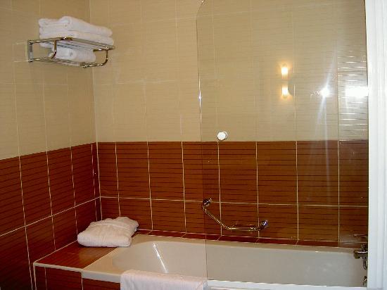 Hotel Sabri: cuarto de baño 3