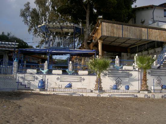 Tulip Inn Rym El Djamil Annaba: playa del hotel