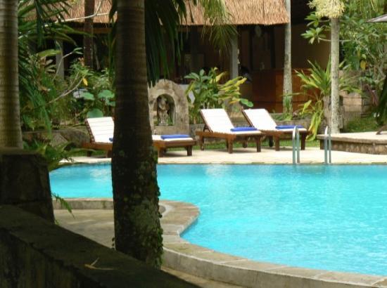 Saren Indah Hotel: Pool
